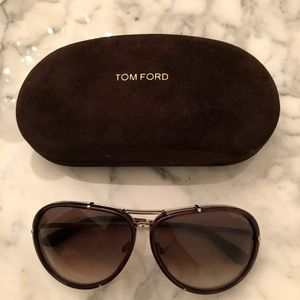 Tom Ford Accessories - Tom ford brand new cyrille sunglasses